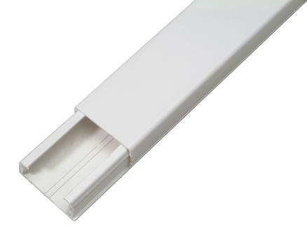 Legrand DLP lijst 32x12,5 mm 2,1m wit