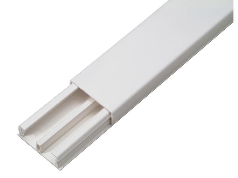 Legrand DLP lijst 32x12,5 mm 2m wit