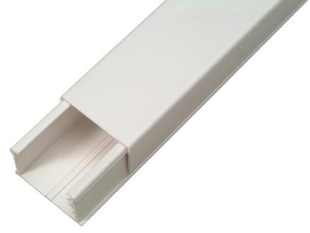 Legrand DLP lijst 40x25 mm 2,1m wit