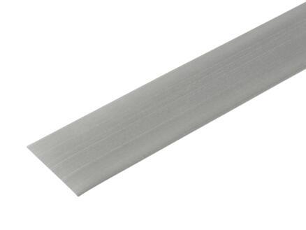 Dumaplast Decofix profil 260cm aluminium 2 pièces
