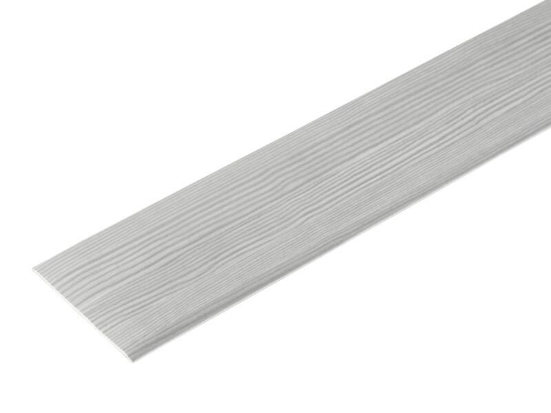 Dumaplast Decofix profil 260cm wood gris 2 pièces