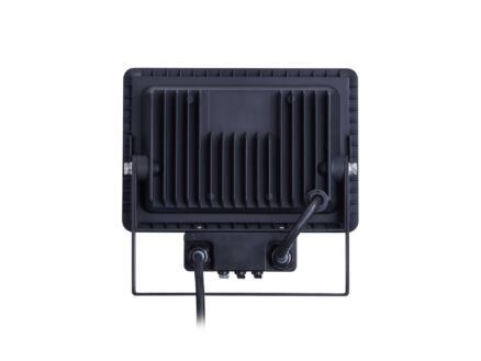 Philips Decoflood projecteur LED 50W avec détecteur noir