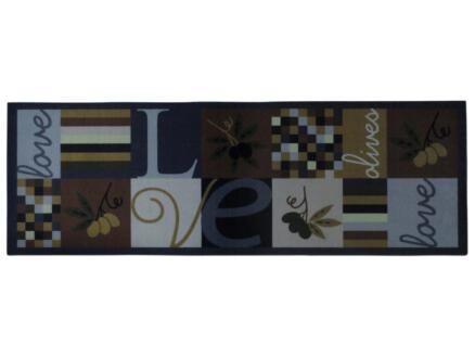 Decomat love 50x150cm