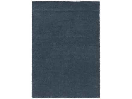 Delight Cosy tapis 160x230cm bleu pétrole