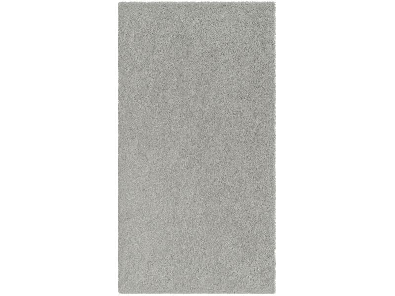 Delight cosy tapijt 120x170cm lichtgrijs