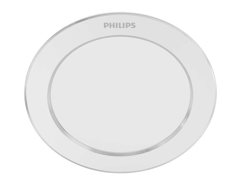Philips Diamond spot LED encastrable 3,5W blanc