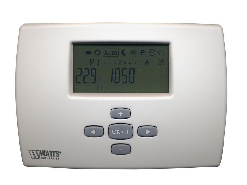 Saninstal Digitale kamerthermostaat