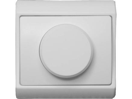 Dimmer 300W blanc
