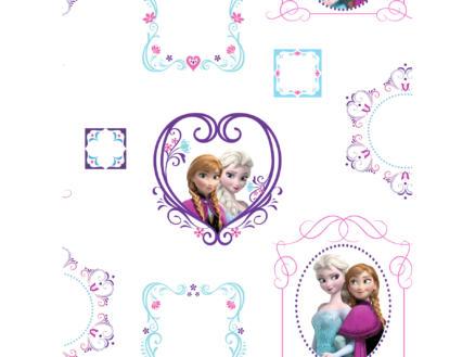 Disney Disney papier peint papier Frozen frames multicolour/blanc