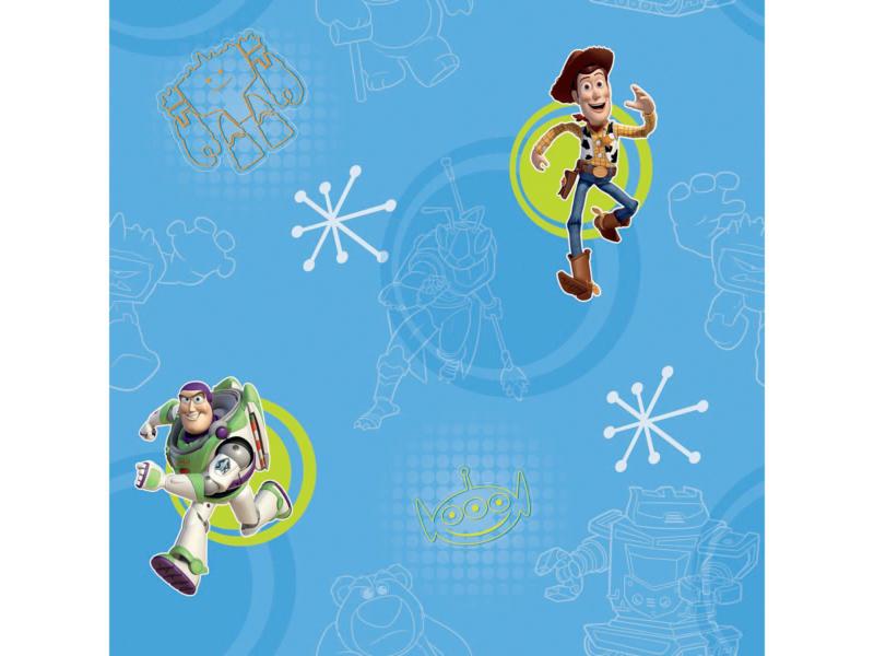 Disney Disney papier peint papier Toy Story 3 multicolour