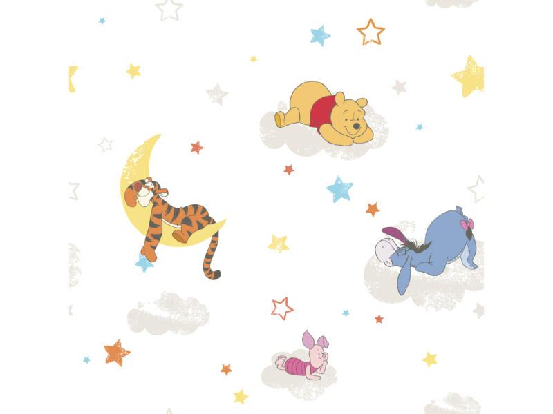 Disney Disney papierbehang Pooh rise and shine multicolour