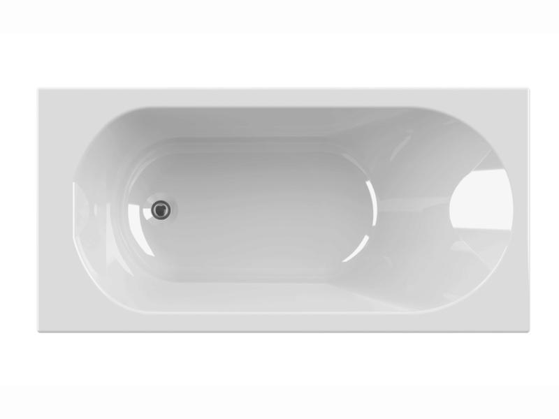 Allibert Diva baignoire 140x70 cm