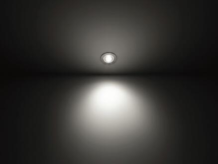 Philips Dive spot LED encastrable 5W dimmable chrome