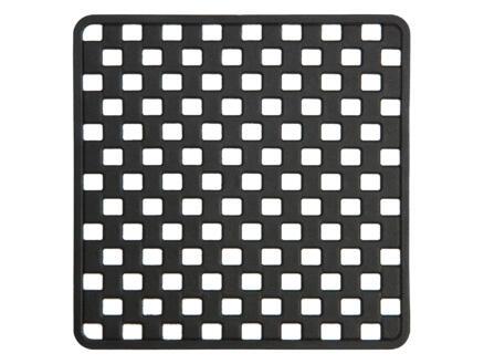 Sealskin Doby tapis de douche antidérapant 50x50 cm noir