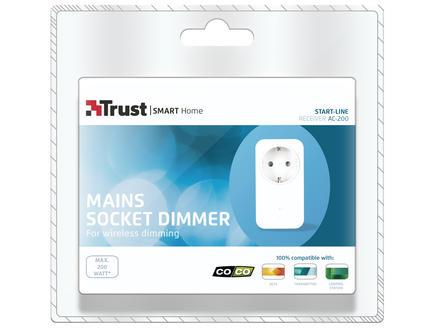 Trust Draadloos dimbaar stopcontact 200W