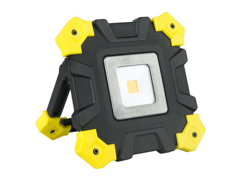 Prolight Draagbare LED straler 10W 800lm oplaadbaar