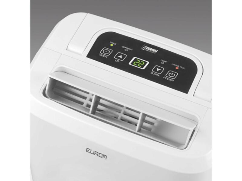 Eurom DryBest déshumidificateur 10l 230W