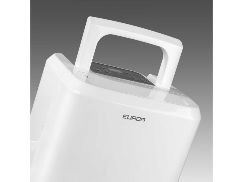 Eurom DryBest déshumidificateur 20l 380W