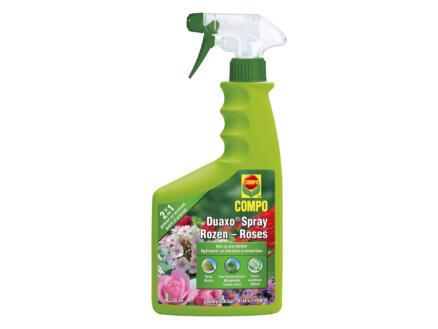 Compo Duaxo Spray ziektebestrijder voor rozen en sierplanten 750ml