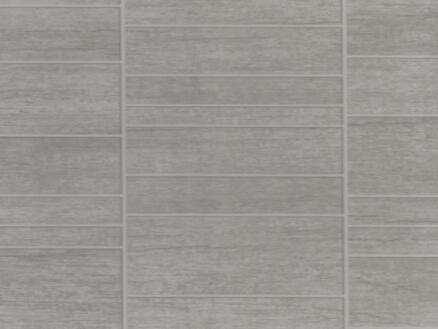 Dumaplast Dumapan Stone wandpaneel 260x37,5 cm 3,9m² Firenze grijs piccolo
