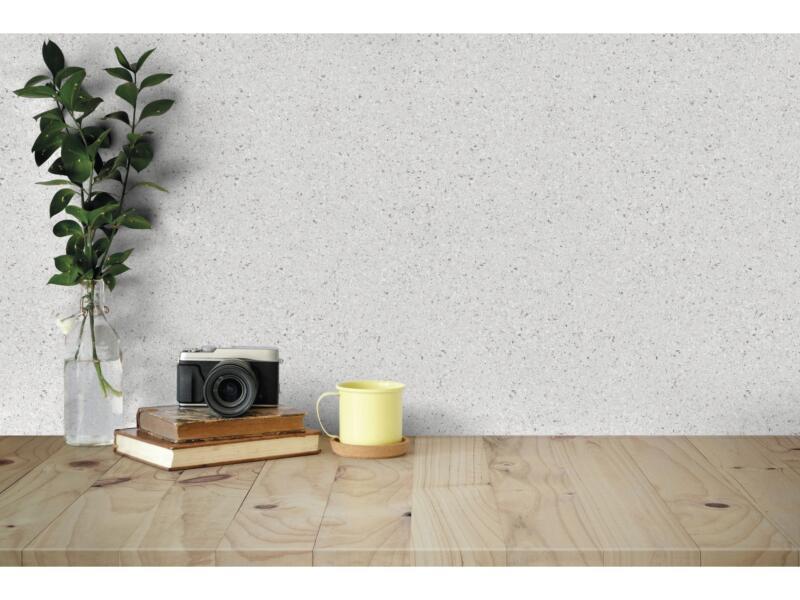 Dumaplast Dumapan panneau mur et plafond 260x37,5 cm 3,9m² terrazzo 4 pièces