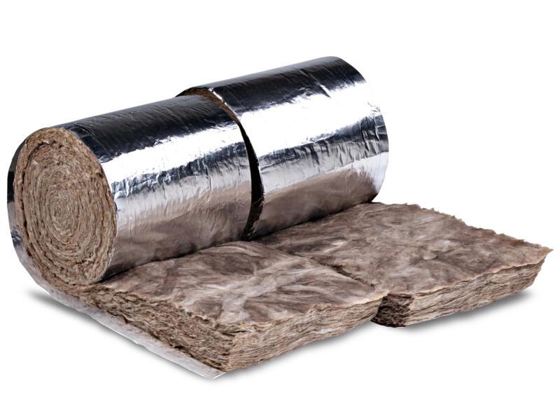 Knauf Insulation Easy isolation toiture laine de verre 490x60x18 cm R4,5 2,94m²