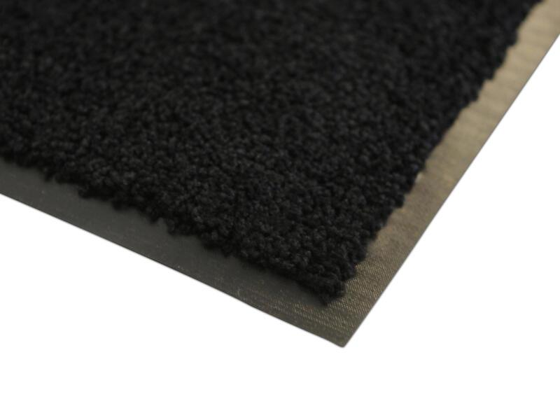 Eco+ paillasson antisalissant 40x60 cm noir