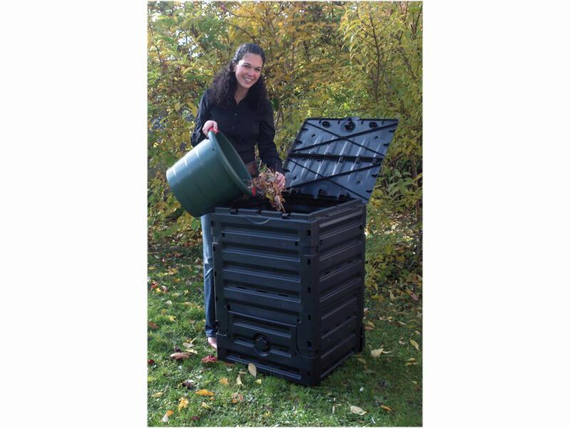 Eco-Master compostbak 300l zwart