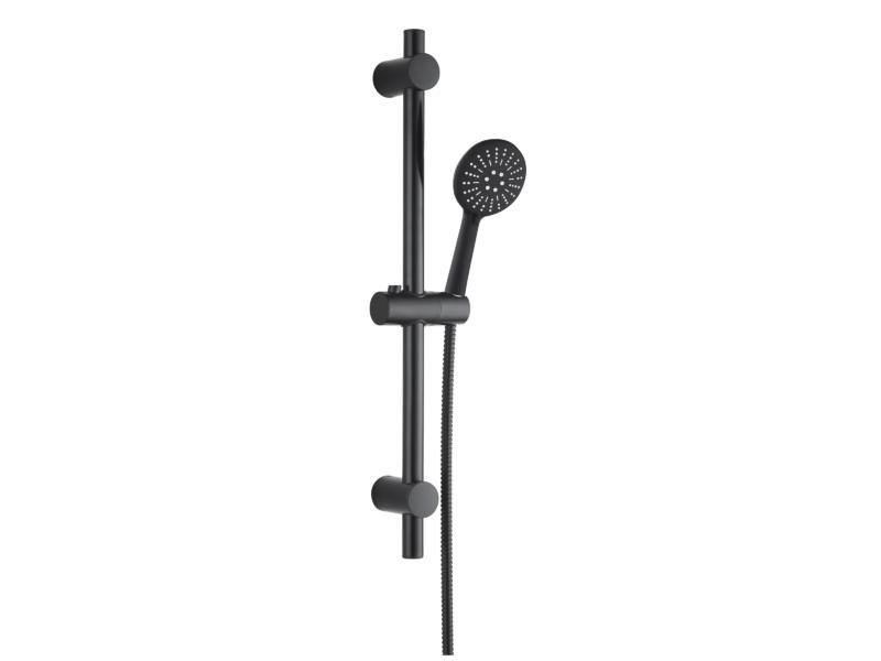 Lafiness Ecohydro Ecoblack set de douche noir