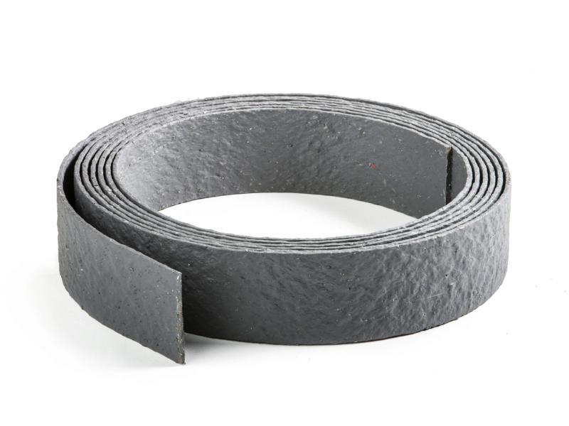 AVR Ecolat borderrand 14cm 10m grijs