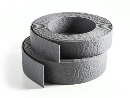 AVR Ecolat bordure flexible 14cm 20m gris