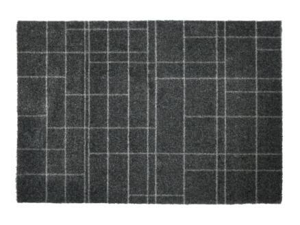 Elegance antivuilmat abstract 50x70 cm grijs