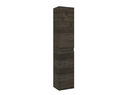 Lafiness Element meuble colonne 30cm 2 portes réversibles samara