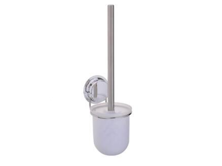 Sealskin Elementals Suction brosse WC avec support mural à ventouse chrome