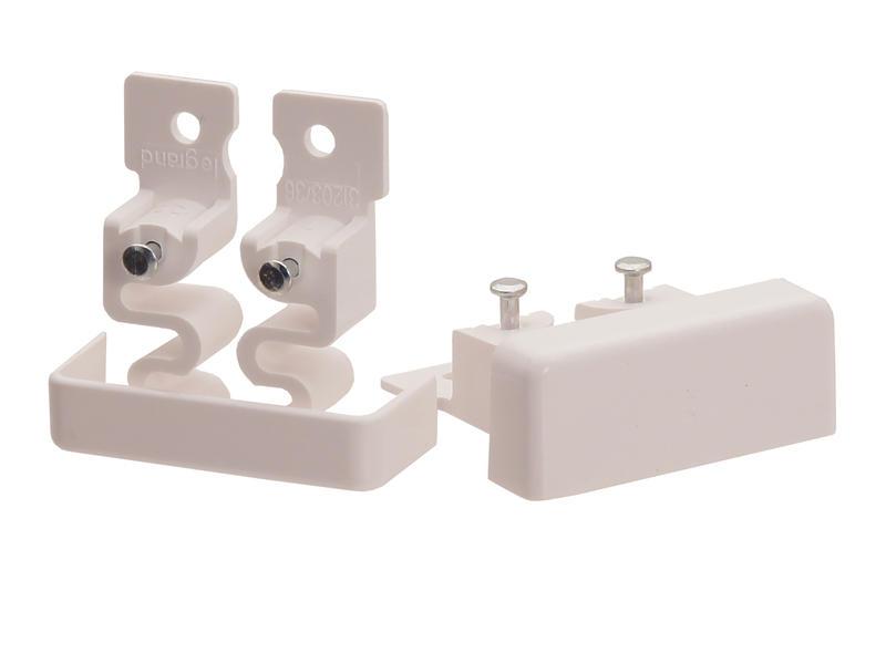 Legrand Embout DLP 32x16 mm blanc