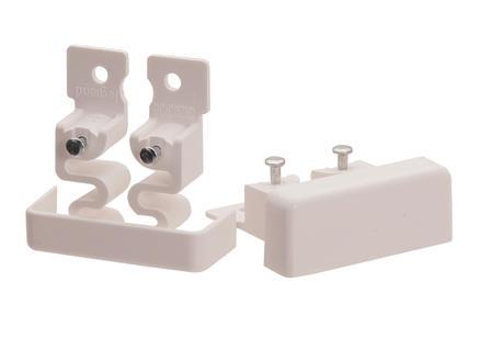 Legrand Embout DLP 40x16 mm blanc