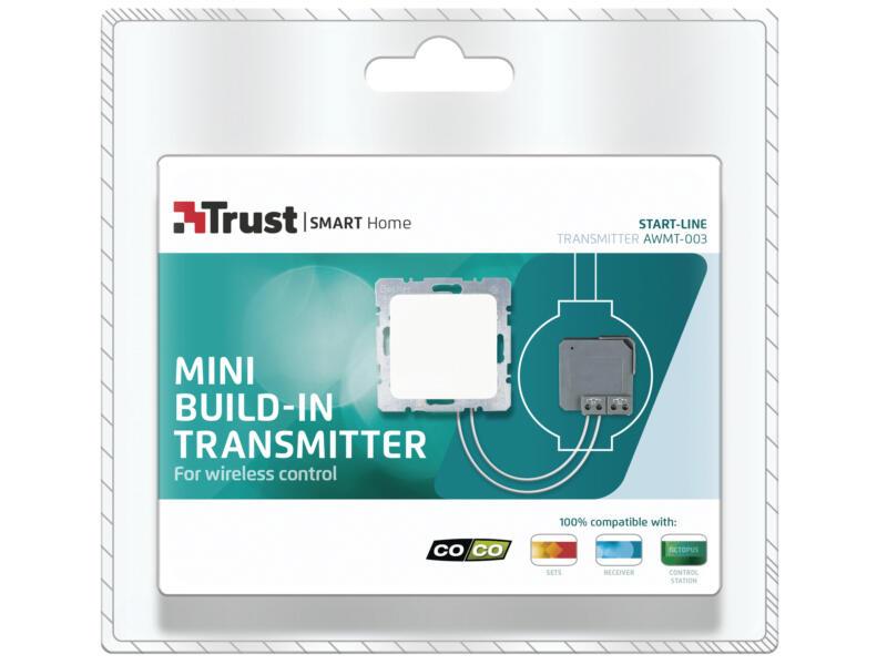 Trust Emetteur mural encastrable avec piles