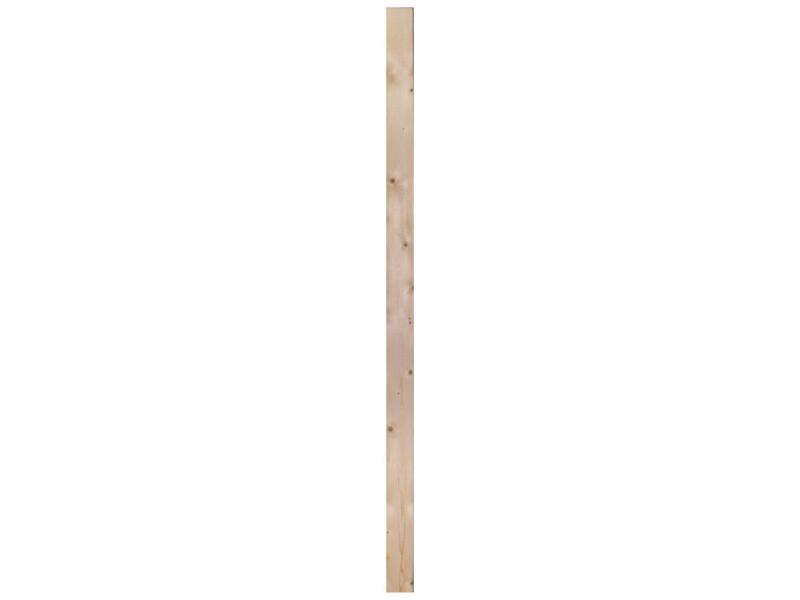Epicéa brut 19x100 mm 210cm