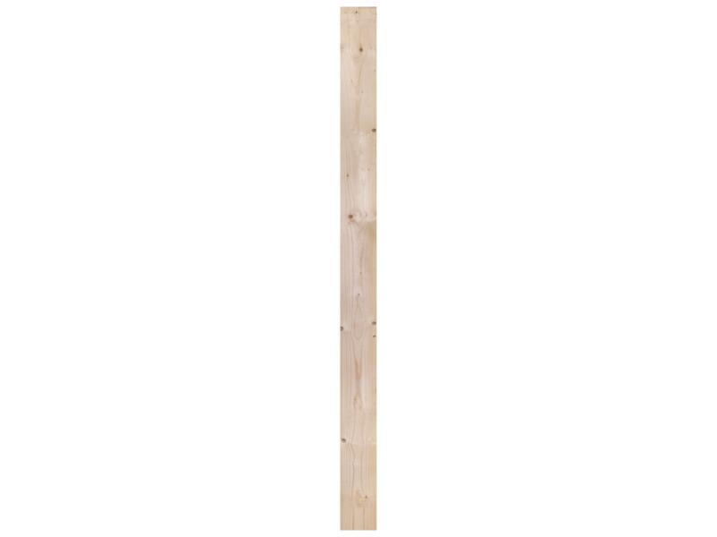 Epicéa brut 63x150 mm 270cm