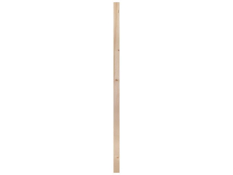 Epicéa brut 63x75 mm 210cm