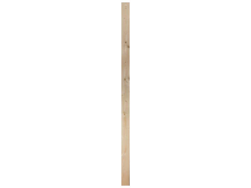 Epicéa raboté 44x93 mm 390cm