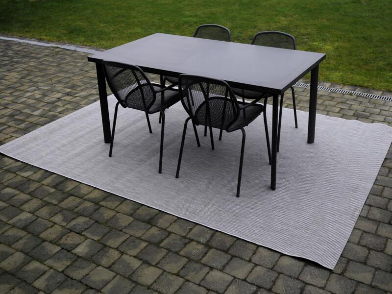 Essenza tapis d'extérieur 160x230 cm gris