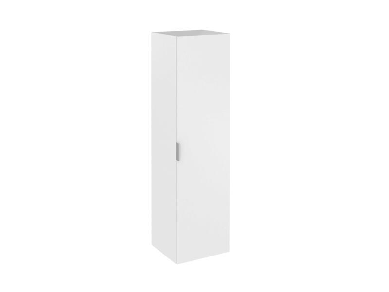 Allibert Europack kolomkast 40cm glanzend wit