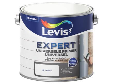 Levis Expert primer universeel 2,5l wit