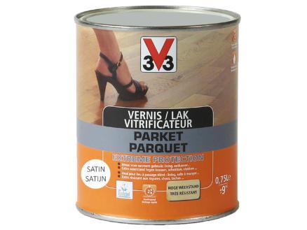 V33 Extreme Protection vernis / lak parket zijdeglans 0,75l kleurloos