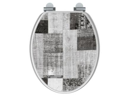 Allibert Fabrik Decor WC-bril