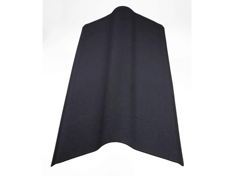 Onduline Faîtière 100x47 cm bitume noir