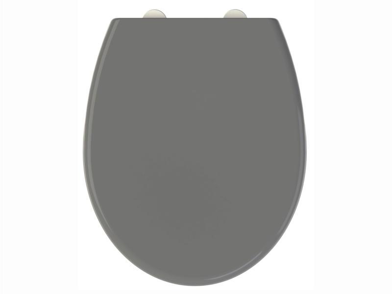 Allibert Fally abattant WC gris