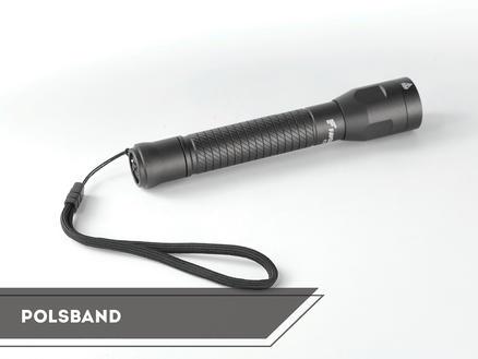 Favour Foco T1921 zaklamp zwart