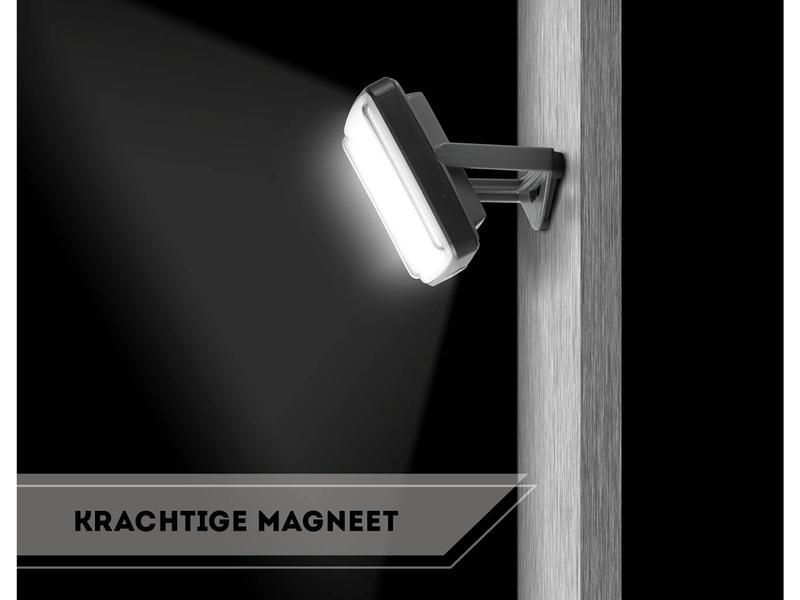 Favour L0817 projecteur de chantier noir